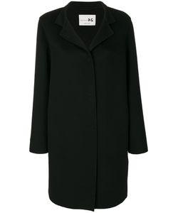 Manzoni 24 | Notched Lapel Coat