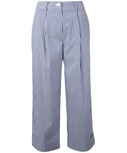 P.A.R.O.S.H. | P.A.R.O.S.H. Cruise Cropped Trousers Size