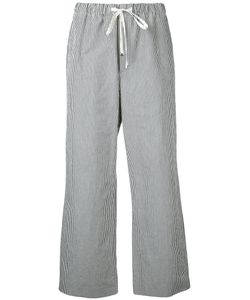 Astraet | Striped Cropped Trousers 1