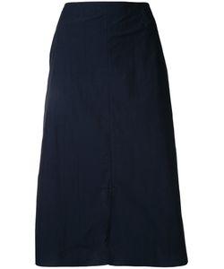 Julien David | Mid-Length A-Line Skirt