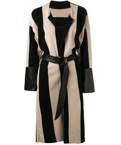 Petar Petrov   Striped Coat Size 40