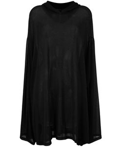 Area Di Barbara Bologna | Oversize Hooded Top Women