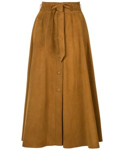 Martin Grant | Pleated Skirt