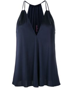Martin Grant | Double Strap Top 36 Silk