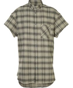 Zanerobe | Checked Shortsleeved Shirt Size Small