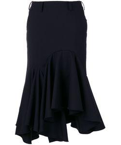 Facetasm | Fitted Flared Skirt