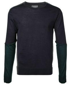 Wooyoungmi | Contrast Sweatshirt 48 Wool