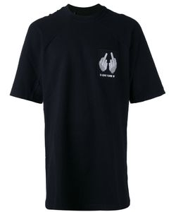 11 By Boris Bidjan Saberi | Chest-Detail T-Shirt