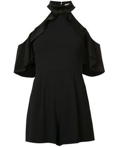 Alice + Olivia | Aliceolivia Cut-Out Detail Playsuit Size 6