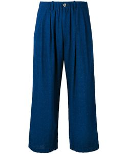 Blue Blue Japan | Cropped Trousers