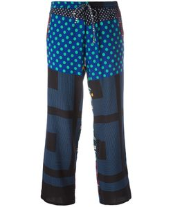 Pierre-Louis Mascia | Printed Trousers Size Medium