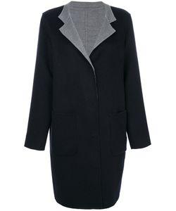 Manzoni 24 | Contrast Lapel Coat Women