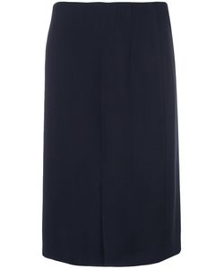 Salvatore Ferragamo | Pleat Detail Skirt