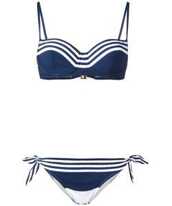 Dolce & Gabbana | Striped Bikini