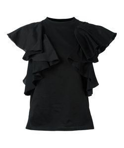 Facetasm | Ruffled T-Shirt 0