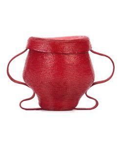 Rosie Assoulin | Pot Structured Mini Tote