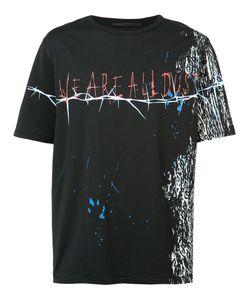 Haider Ackermann   All Dust Print T-Shirt Size Medium