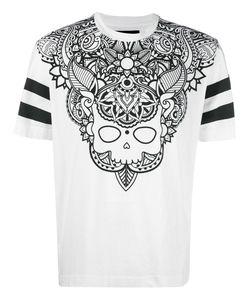 Hydrogen | College Tattoo T-Shirt Small Cotton