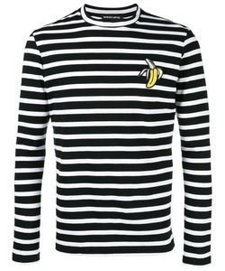 Markus Lupfer | Striped Longlseeved T-Shirt Size Small