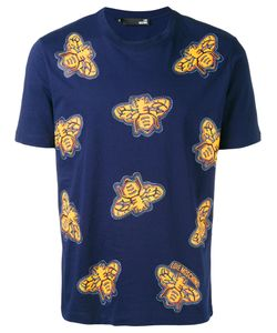 Love Moschino | All-Over Insect Print T-Shirt