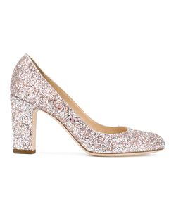 Jimmy Choo | Glittered Pumps Size 38