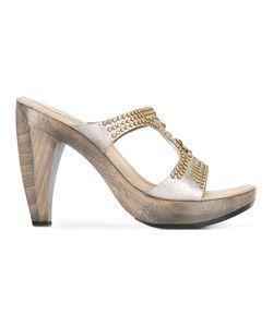 Calleen Cordero | Stud Embellished Block Heel Sandals