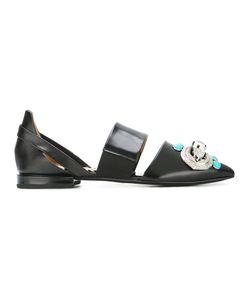 Toga Pulla | Studded Loafers 37.5