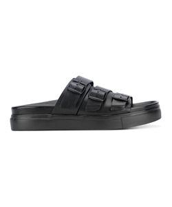 Neil Barrett | Buckle Strap Sandals