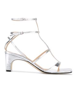 Sergio Rossi   Low Strappy Sandals Size 41