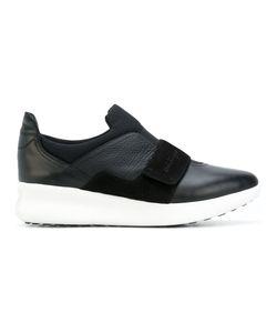 Salvatore Ferragamo | Contrast Panel Sneakers