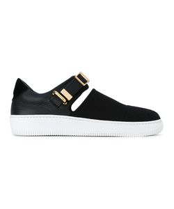 Buscemi | Cut-Out Detail Slip-On Sneakers