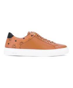 MCM   Monogram Sneakers 38