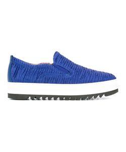 Salvatore Ferragamo | Slip-On Sneakers Size 7