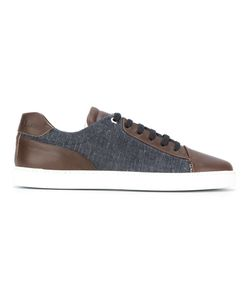 Canali   Lace Up Trainers 41.5