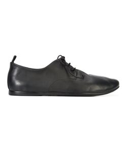 Marsèll | Round Toe Lace-Up Shoes