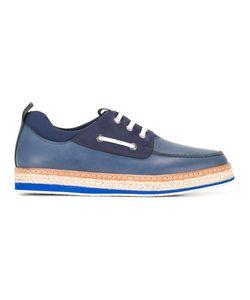 Salvatore Ferragamo | Deck Sneakers 8.5