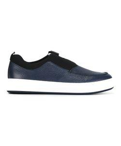 Salvatore Ferragamo | Contrast Sneakers 6