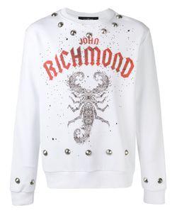 John Richmond | Scorpion Print Sweatshirt