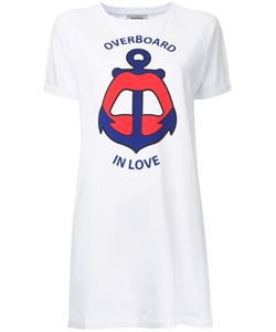 Yazbukey | Overboard In Love T-Shirt Dress Small