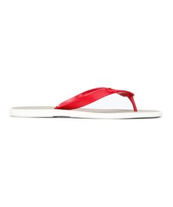 Salvatore Ferragamo | Gancio Beach Slippers Size 12