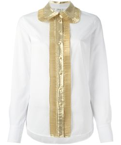 Manoush   Contrast Trim Shirt