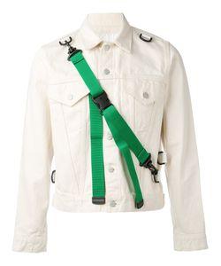 Ganryu Comme Des Garcons | Strap Denim Jacket