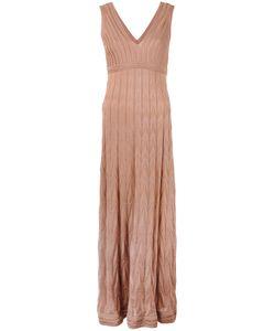 M Missoni | Chevron Detail Dress
