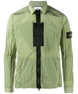 Stone Island | Zipped Lightweight Jacket Xl