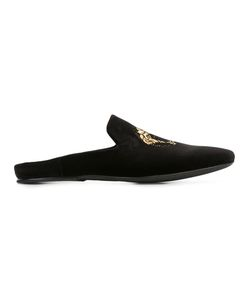 Versace | Medusa Head Mule Slippers 39