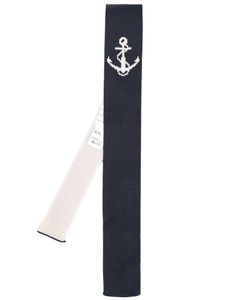 Thom Browne | Anchor Straight Tie