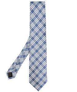 Tom Ford   Check Pattern Tie
