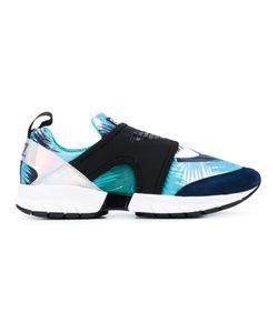 EA7 Emporio Armani | Palm Print Sneakers Polyester/Synthetic