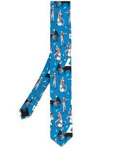 Dolce & Gabbana   Jazz Club Print Tie
