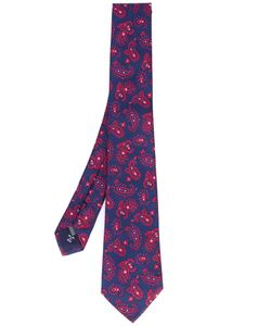 Fefè | Paisley Embroidered Tie One